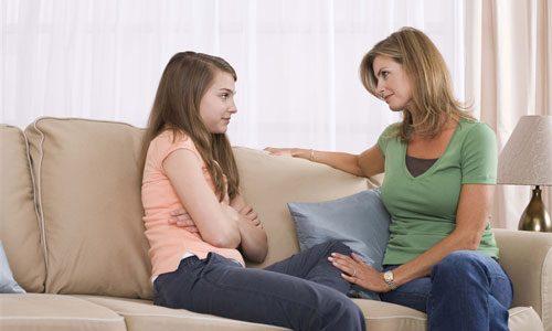 دوره قاعدهگی، تجربه تلخ در دختران