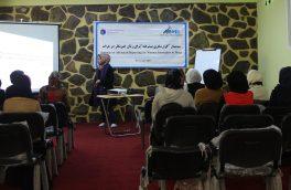 اشتیاق شمار زیادی از دختران هرات به وبلاگ نویسی