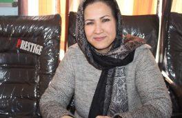 لینا شفق؛ زنی فعال در زمینه دادخواهی برای زنان
