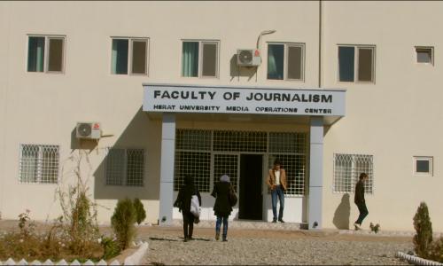علاقمندی دختران به تحصیل در گرایش ژورنالیزم سیاسی