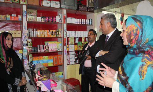 نبود بازار فروش؛دغدغه زنان شاغل در مرکز تجارتی خدیجه الکبرا