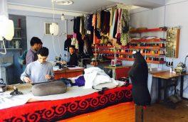 ۳۰ هزار افغانی، هزینه دوخت یک دست لباس زنانه در هرات