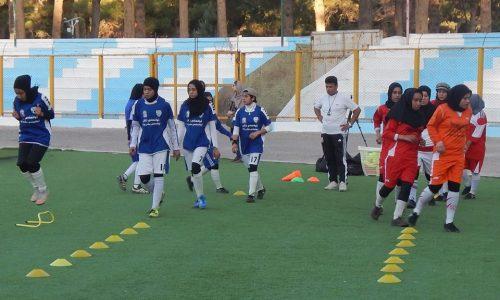 شماری از دختران فوتبالیست هرات راهی تیم ملی میشوند