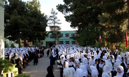 حضور پنجاه درصدی دختران در مکاتب هرات