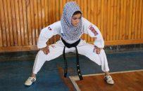 افزایش علاقهمندی دختران به ورزش تکواندو