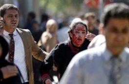 زنان قربانیان جنگ در افغانستان