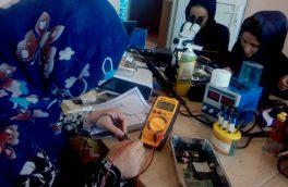 تعمیر گوشی همراه؛حرفهی بی پیشینهی دختران هرات