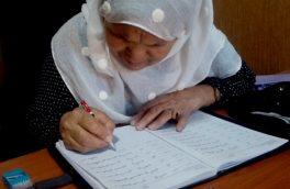 خدیجه ۵۷ ساله از آرزوهایش میگوید