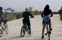 دختران رکاب زن هرات؛ راهی شهر بودا