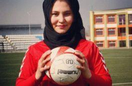 جایزه «شجاعت در ورزش» به هاجر ابوالفضل رسید