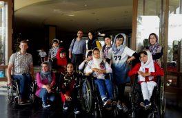"""بانوان بسکتبالر ویلچرنشین، راهی رقابتهای """"بالی کمپ"""""""