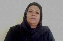 عزیزه محاکی: «حکومت وحدت ملی در حق زنان جفا کرده است»