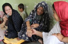 درمان بیش از دو هزار زن معتاد در ولایت هرات