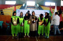 پیروزی تیم بسکتبال دختران گوهرشاد در رقابتهای صلح در ورزش