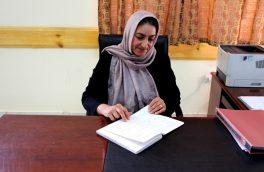 فریحه امین: «در زمان طالبان هم آرام ننشستم و به تدریس ادامه دادم»