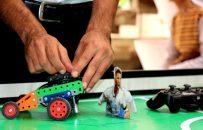 تغییر مثبت؛ پیشرفت دختران هراتی در ساخت ربات