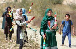 بانوان بامیانی، سرکسبازان ماهر در رقابتهای آسیایی