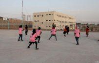 شکایت دختران دانشجو از نبود تیم ورزشی در دانشگاه هرات
