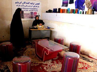 گامهای استوار زنان برای بهبود اقتصاد کشور