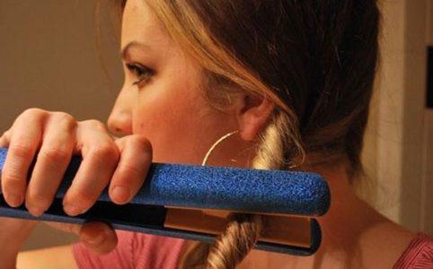 اتوی مو و عوارض ناشی از آن