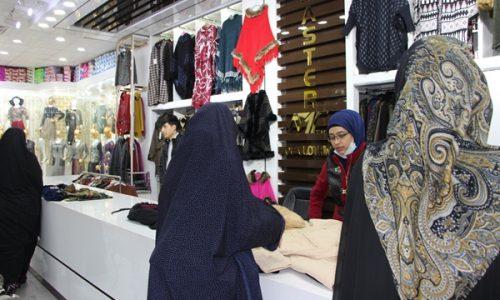 حکایتی از مشکلات زنان فروشنده در هرات