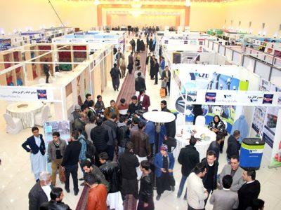 تصاویری از نمایشگاه (ایران_ افغانستان) در هرات