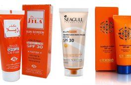 استفادۀ خودسر از کرمهای ضد آفتاب و عوارض ناشی از آن