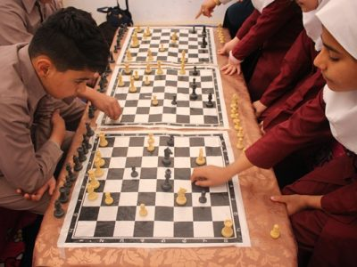 آموزش بازی شطرنج در مکاتب خصوصی