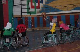 روایتی از موفقیتهای  بانوان بسکتبالر ویلچر نشین