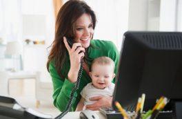 زن منحیث مادر، در دو راهی خانه و بیرون؟