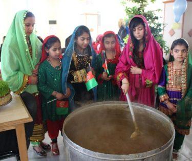 آمادگیها برای جشن نوروز در هرات