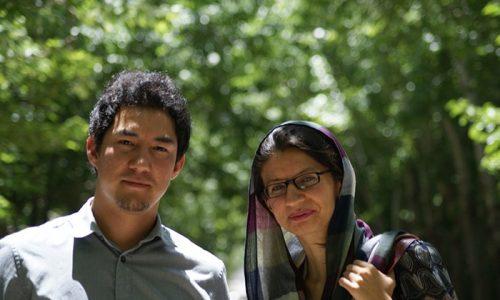 رنج جنگ، روایت امید؛ قصهی تیمور و شهرزاد