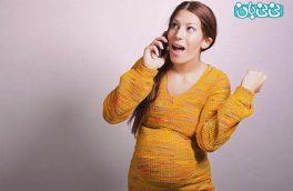 زنان باردار و عوارض گوشیهای هوشمند