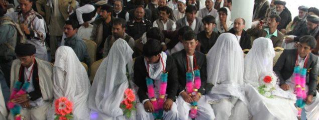 عروسیهای دستهجمعی؛ رواجِ تازه در هرات