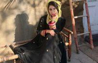 دشواریهای مدل شدن یک دختر در افغانستان