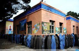 خوشبینی؛ حضور پر رنگ زنان در مراکز ثبت نام انتخابات