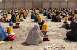 دو میلیون افغان در معرض خطر ناامنی غذایی هستند