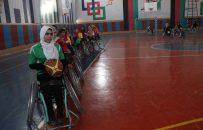 دختران بسکتبالر ویلچر نشین در هرات