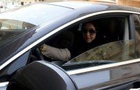 زنان در عربستان برای نخستینبار رانندگی میکنند