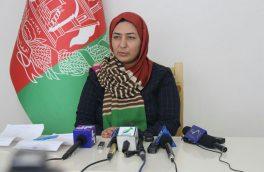 عزیزه کریمی: خشونت علیه زنان در ولایت هرات کاهش یافته است