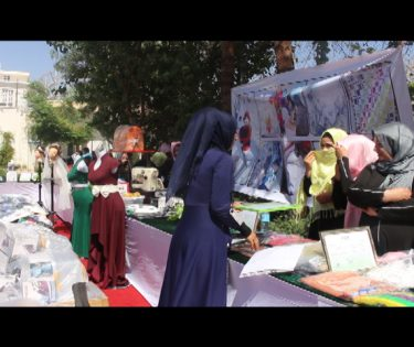 فراغت زنان زندانی از دورههای فن و حرفه