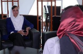 برای نخستینبار شهردار میدانشهر یک بانو برگزیده شدهاست