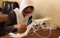 دختران روشندل و تلاش برای آینده کاری