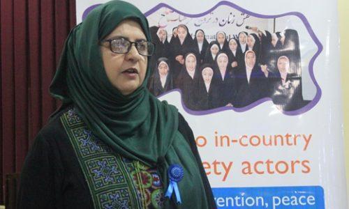 وزارت امور زنان، قول تعدیل بستها را به ریاستهای امور زنان میدهد