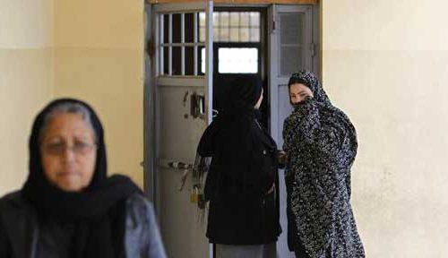 اعتصاب ۲۵ زن زندانی در هرات