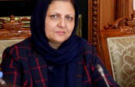 نادیا صالح: برای مهار جنگ تحمیلی باید متحد بود!