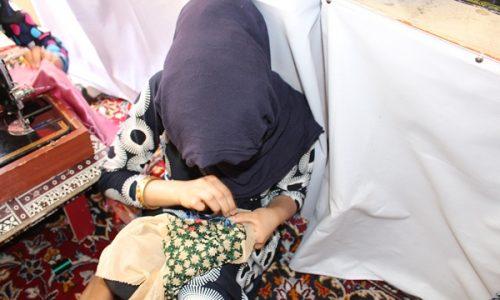 خانۀ امن و فراهم کردن زمنیههای آموزش برای زنان