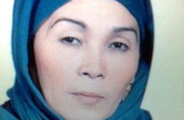 شریفه شهاب: هرات را به اجبار ترک کردم