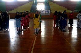 رشد ورزش فوتسال در بین دختران ورزشکار هرات
