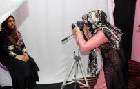 مهناز محمدی؛ بانوی که برای زنان عکاسی میکند